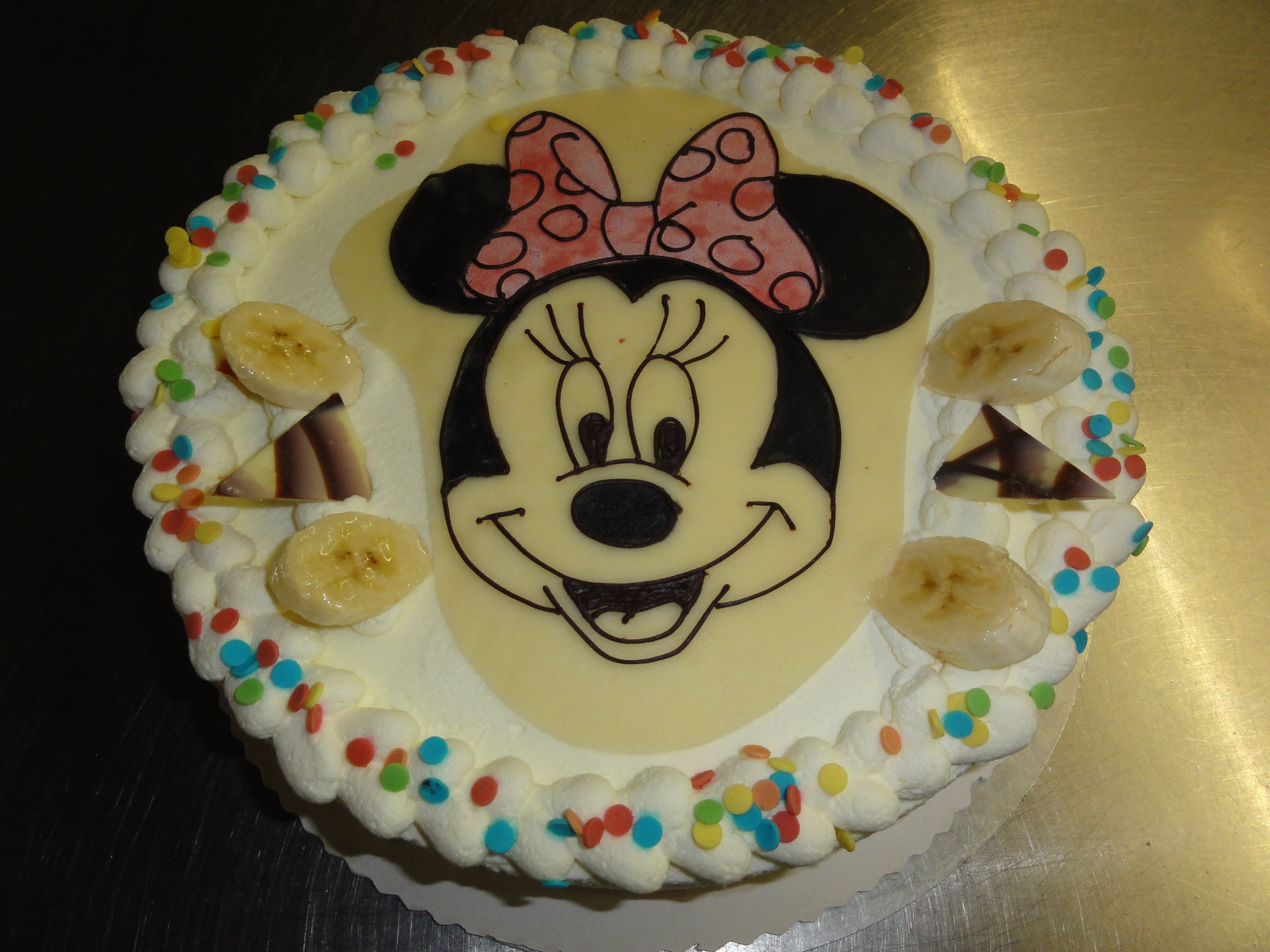 Torte Mickeymouse